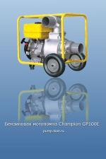 Мотопомпа бензиновая Champion GP100E